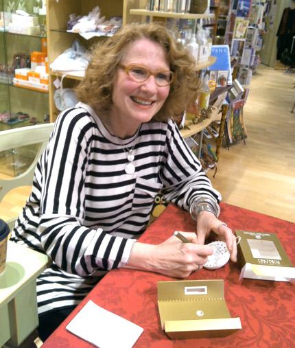 Margaret Furlong Signing Angels